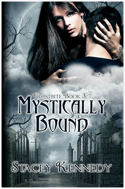 Cover Reveal {Take Two!}: Mystically Bound by Stacey Kennedy
