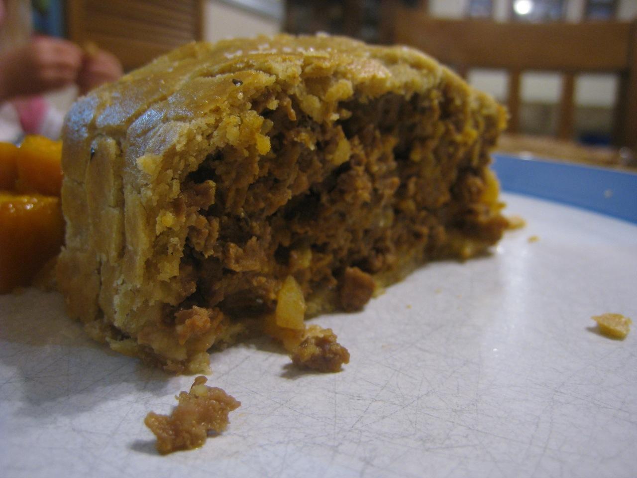 muppys: Meatloaf Wellington