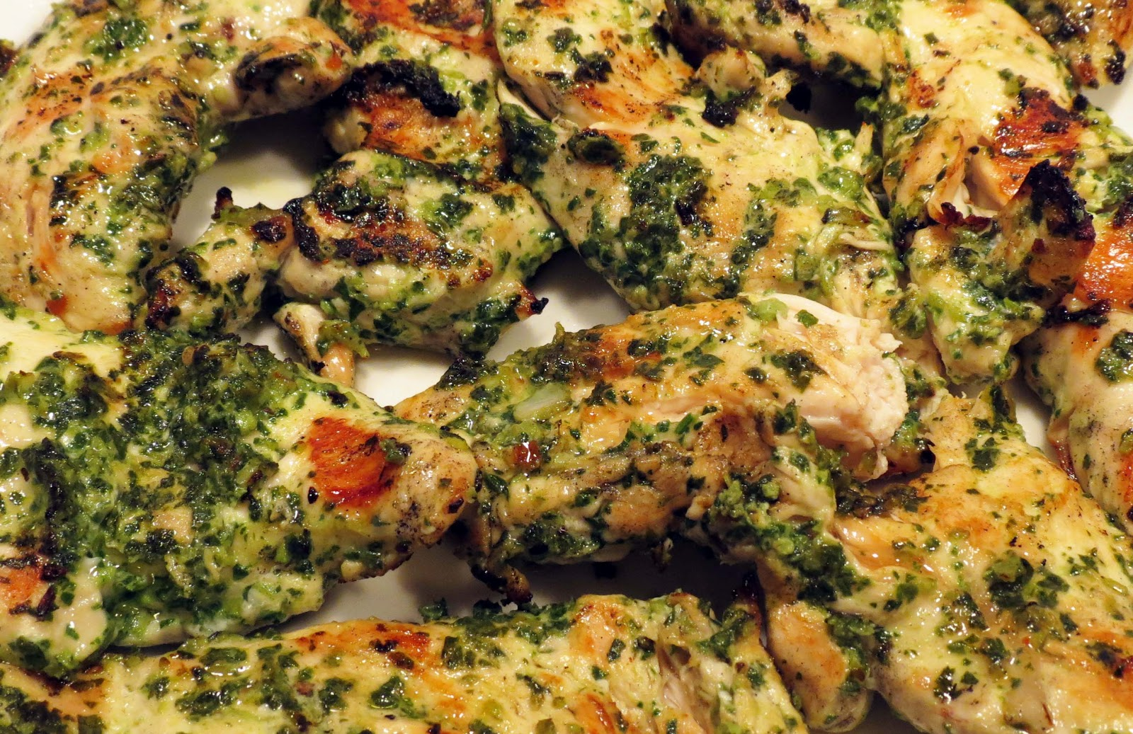 Grilled Chicken Chimichurri Recipes — Dishmaps