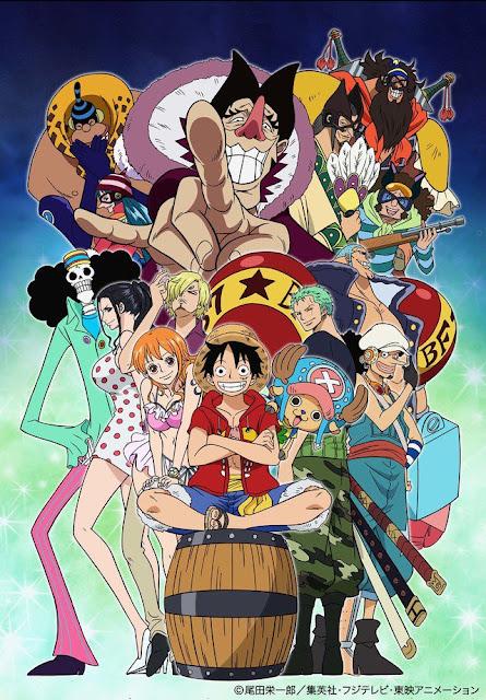 Video Iklan Pertama Episode Spesial 'One Piece' Ungkap Tema Lagu