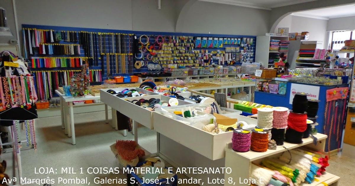 Argila Artesanato Onde Comprar ~ Mil 1 Coisas Material LOJA MIL 1 COISAS MATERIAL E ARTESANATO
