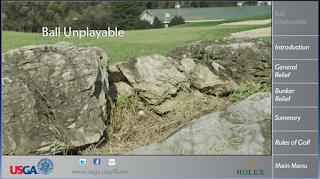 Interactive Rules of Golf - USGA