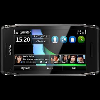 Nokia X7 Pic