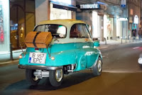 BMW Isetta viziteaza festivalul SoNoRo BMW Florin Vitzman
