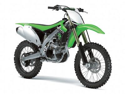 2012 Kawasaki KX450F