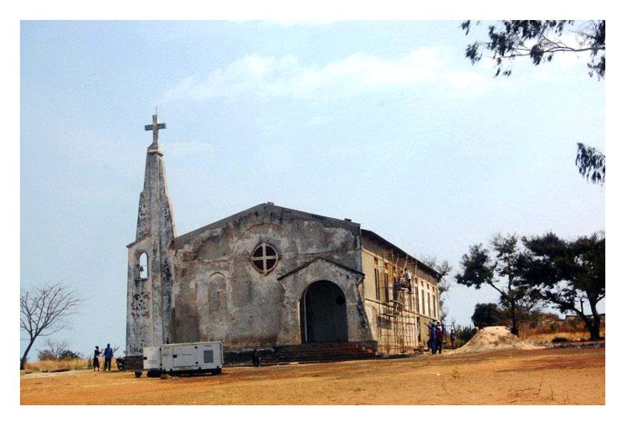 Album de Lumbala Nguimbo 2012