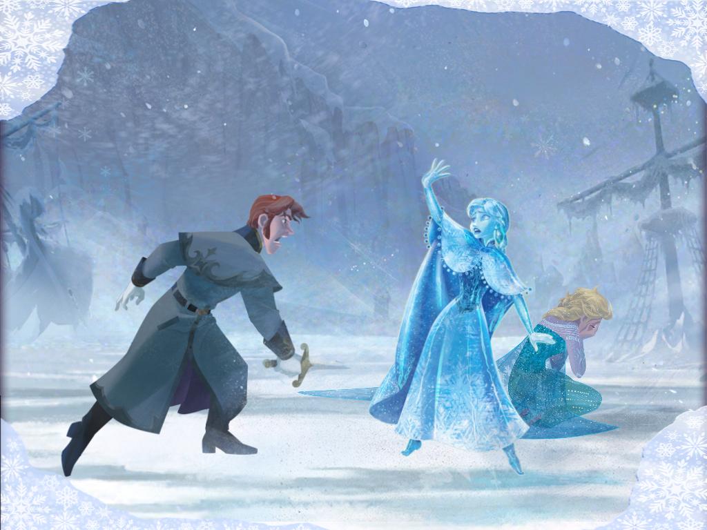 Cuento Interactivo Frozen