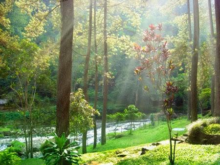 Wisata Maribaya Lembang