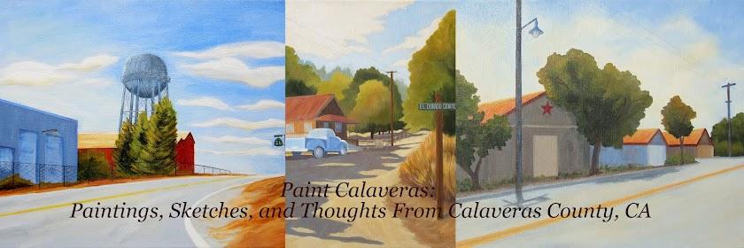 Paint Calaveras