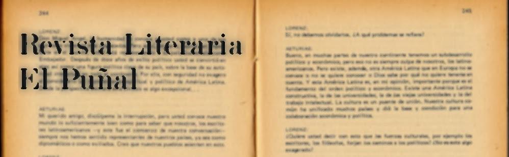 Revista Literaria El Puñal
