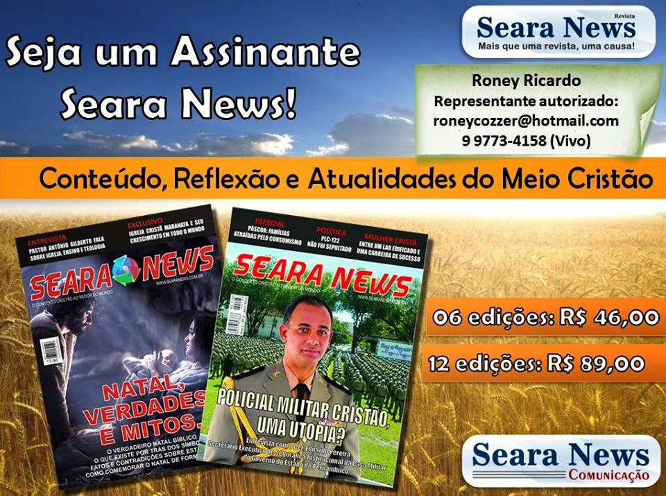 REVISTA SEARA NEWS