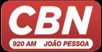 ouvir a Rádio CBN AM 920,0 ao vivo e online João Pessoa