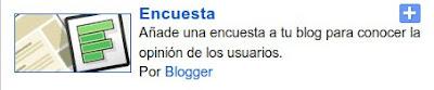 blogger-gadget-encuesta