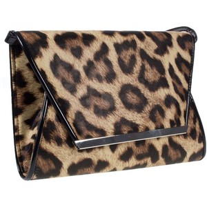 Model Tas Kecil | clutch animal printed