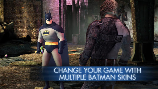 Game Batman Arkham City Lockdown