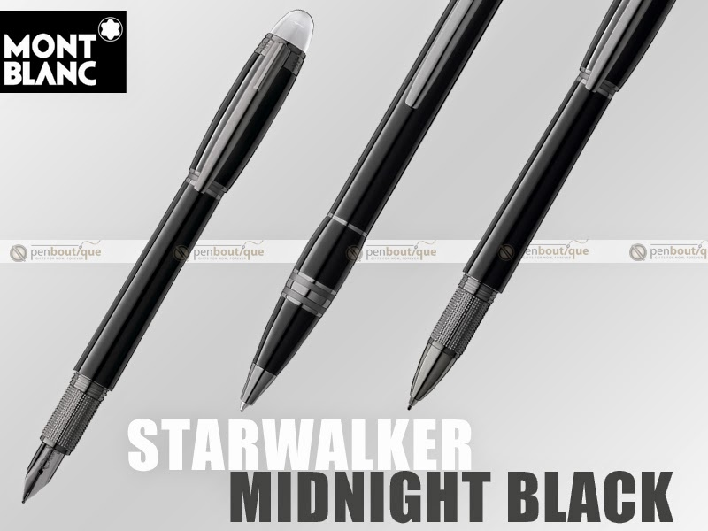 Montblanc Starwalker Midnight Black