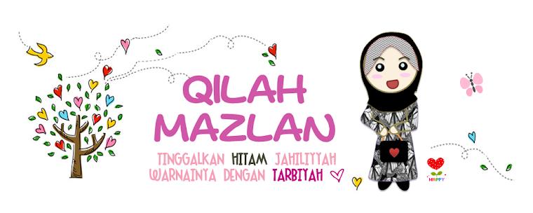 QILAH MAZLAN'S