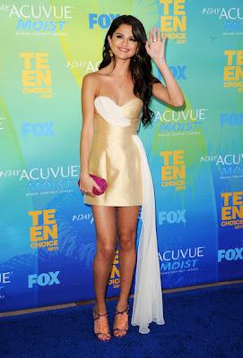 Selena Gomez white Dresses & Skirts Style