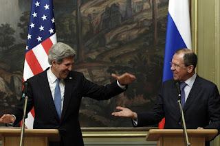Rusia dan Amerika Bergabung Perangi ISIS
