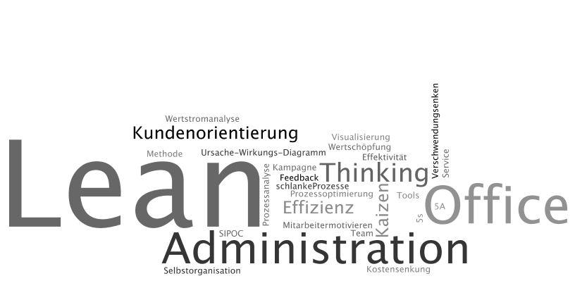 Lust-auf-Lean - optimale Arbeitsabläufe im Büro und Servicebereichen