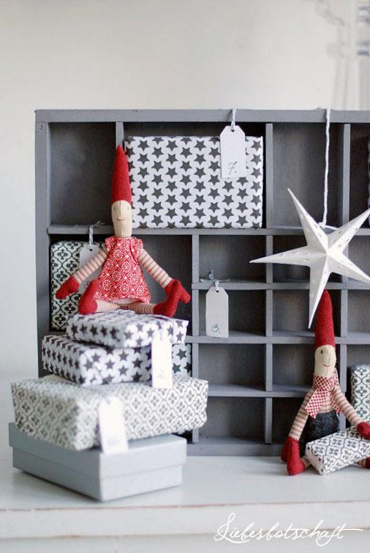 liebesbotschaft adventskalender no 4 wichtel. Black Bedroom Furniture Sets. Home Design Ideas