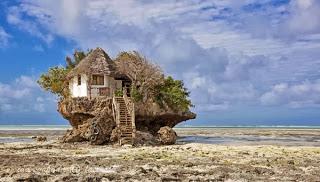 Zanzibar Restaurant Atas Batu