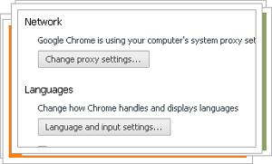 How to Use a Proxy Server on Google Chrome?
