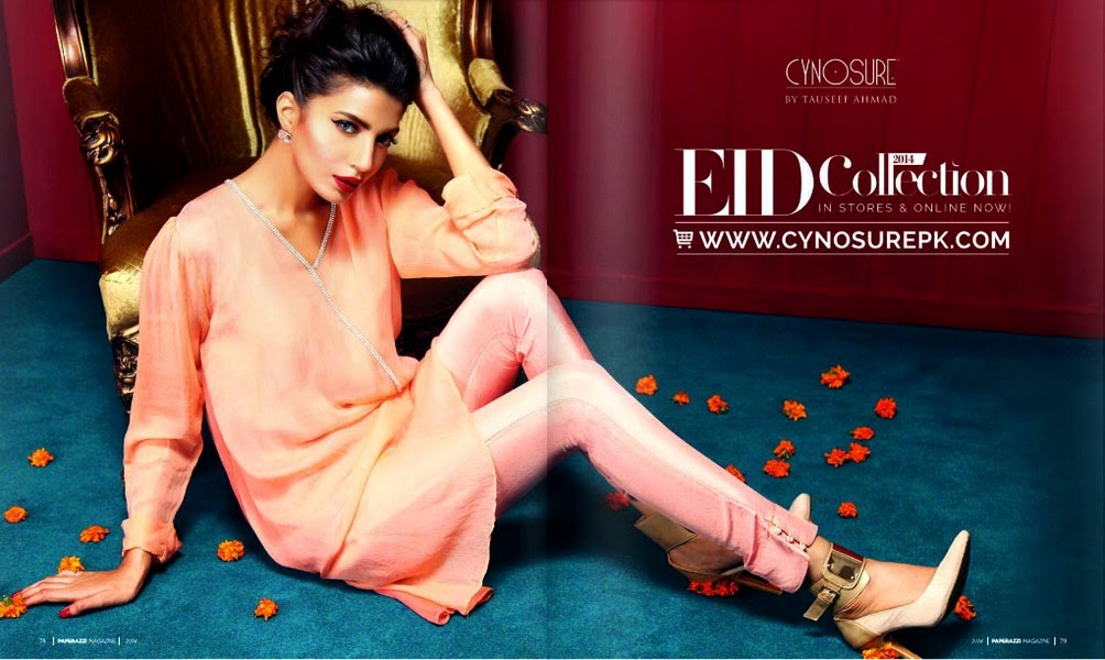 Cynosure - Tauseef Ahmad Eid Dress Collection-14