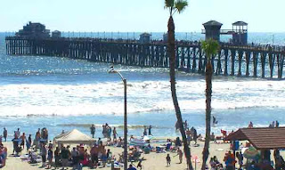 Which california beaches suit you for Do you need a fishing license on a pier