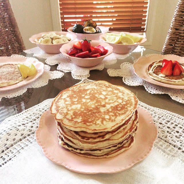 Sunday Morning Pancakes