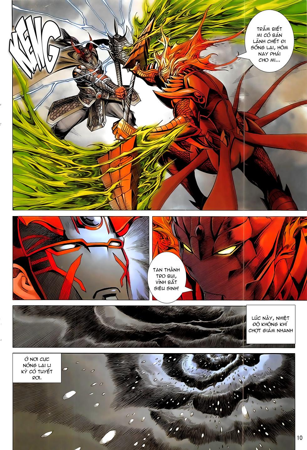 Chiến Phổ chap 20 - Trang 11
