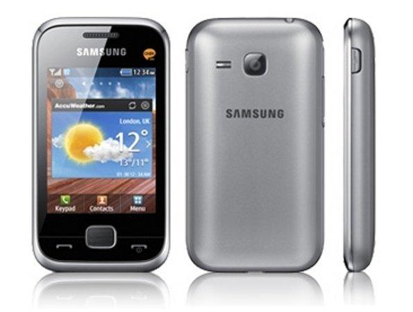 Harga Hp Samsung C3312 Deluxe Duos