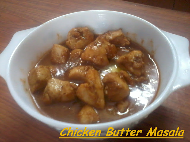 Chicken Buttter Masala