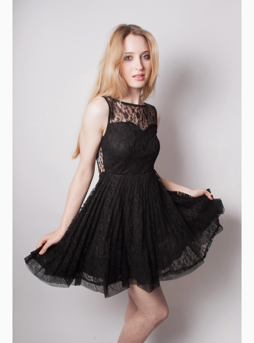 black party dresses image