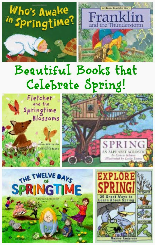 Picture Books for Spring