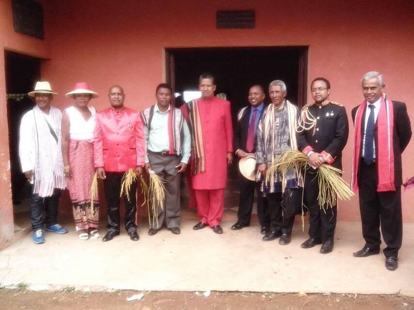 Taom-Baovao Malagasy
