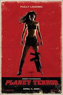 Ver online: Grindhouse (Planet Terror) 2007