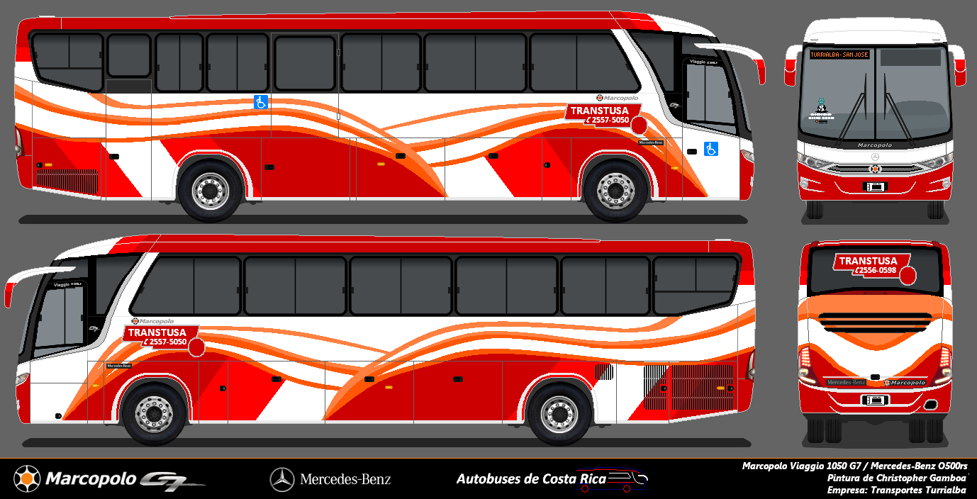 Dibujos de Autobuses De Costa Rica: Galeria 03-2011: Dibujos de ...