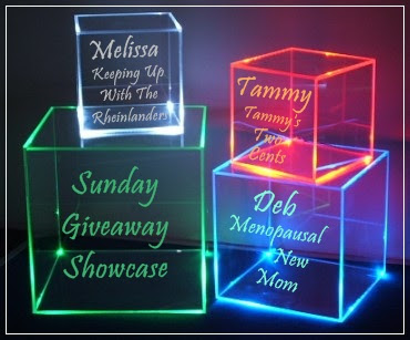 Sunday Showcase Giveaway Linky {10/27}