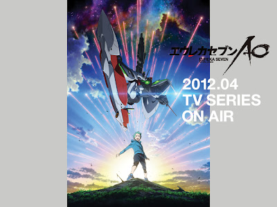 Eureka Seven Anime Sequel in the Works