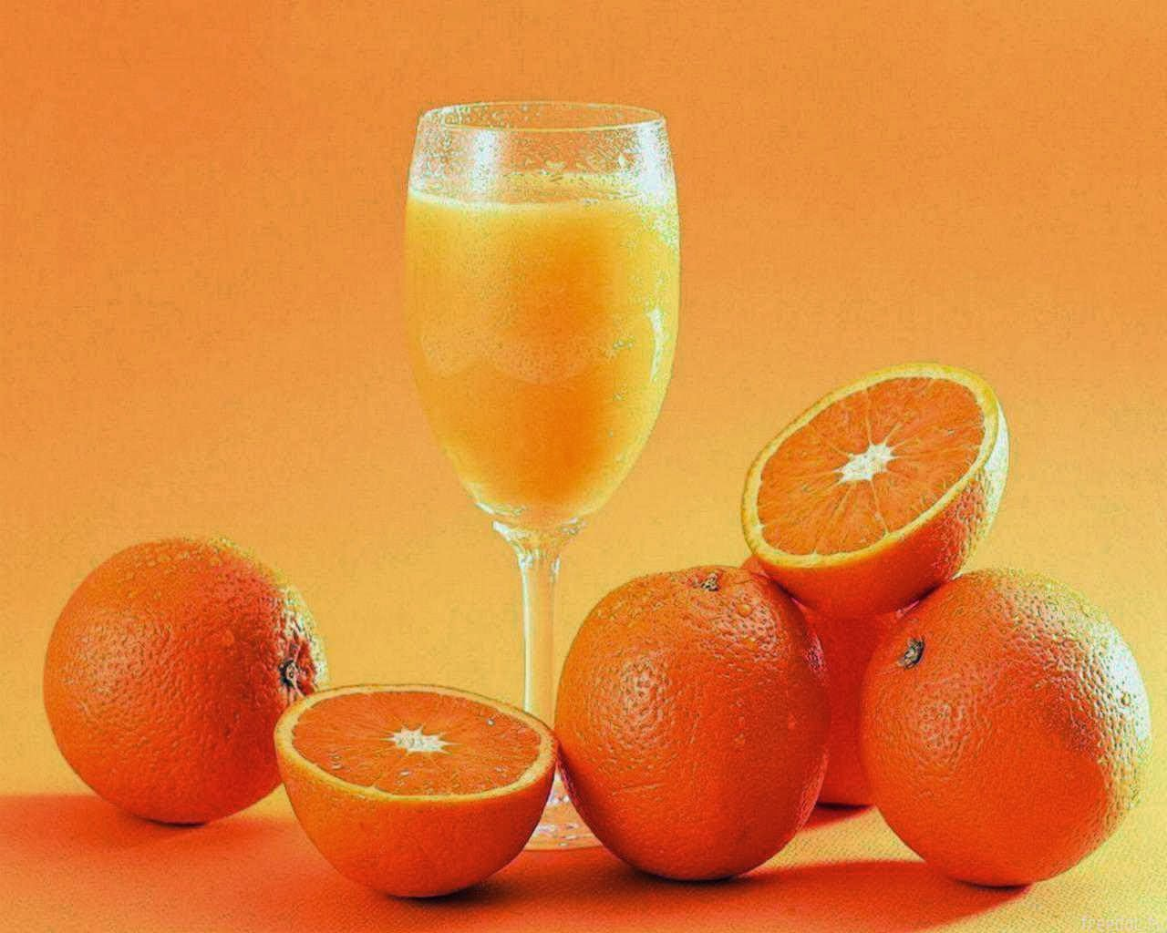 Benefits of Orange Fruit For Skin Health