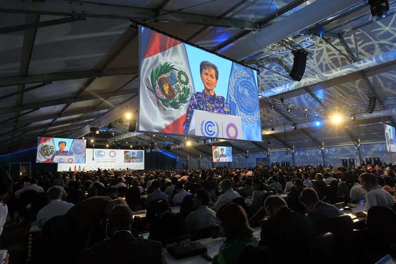 Catatan Minggu Pertama Konvensi Iklim di Peru : Satu Ranjang Berbeda Mimpi