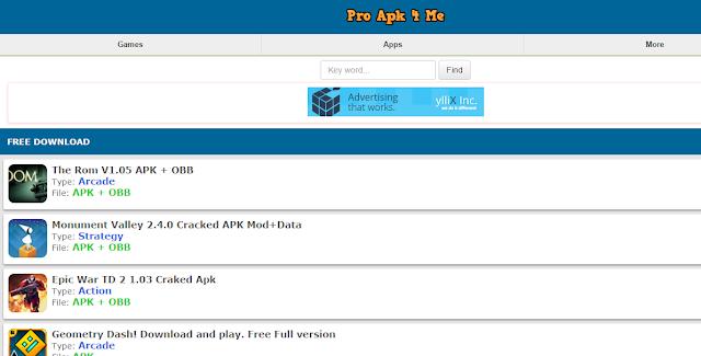 template blogspot đẹp về chủ đề wap game, ứng dụng, apk