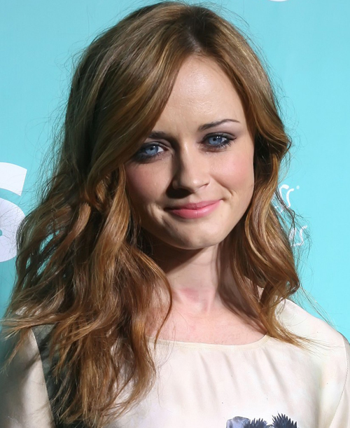 Alexis Bledel Hairstyle 61