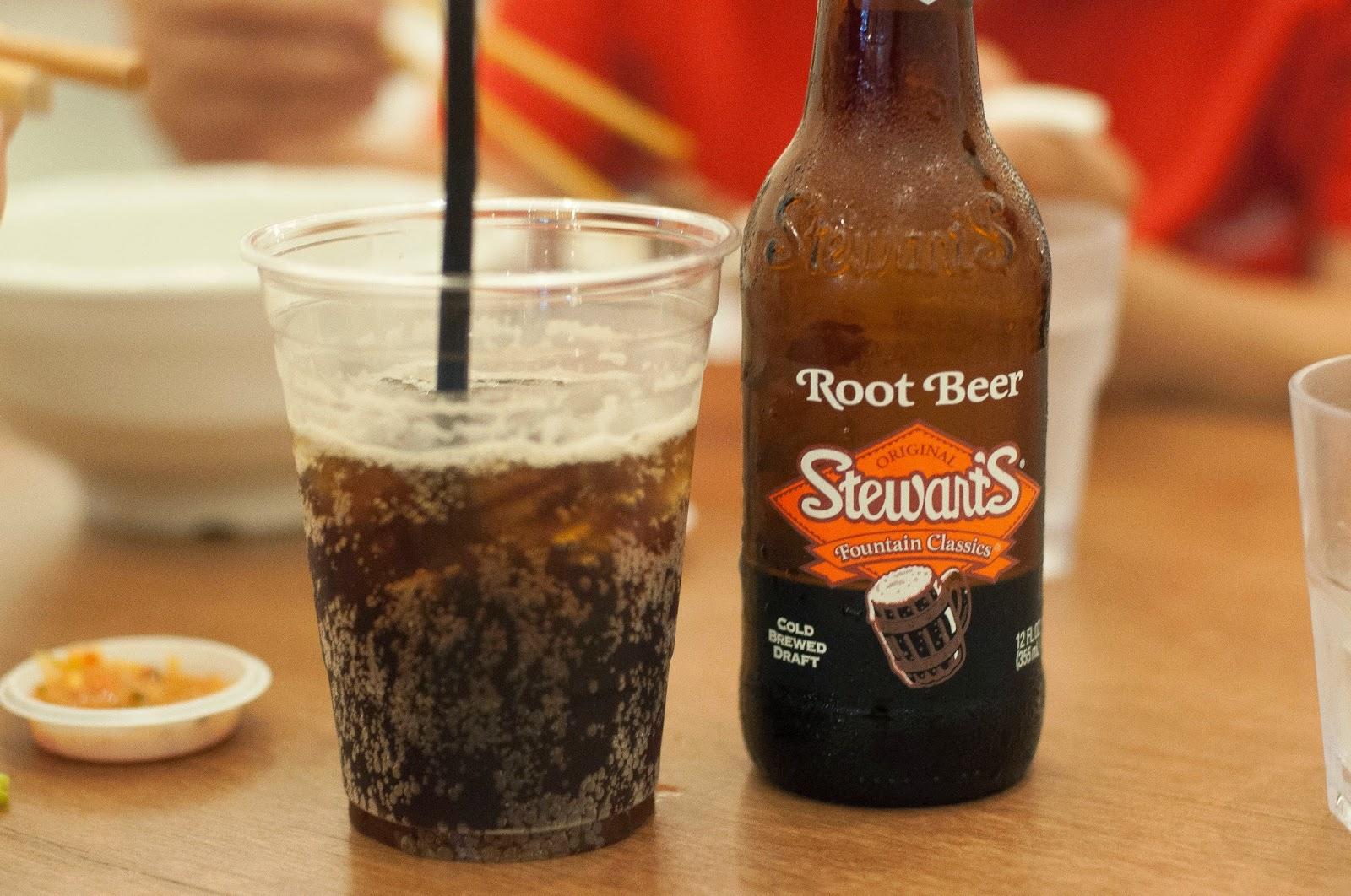Stewart's Root Beer Singapore