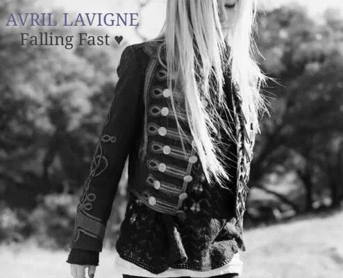 Falling Fast - Avril Lavigne Lyrics