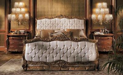 decoración dormitorio elegante