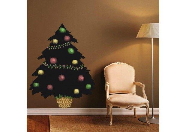 5 ideas de rboles de navidad de dise o minimalista for Decoracion navidena con ninos