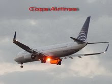 Mis fotos de Copa Airlines