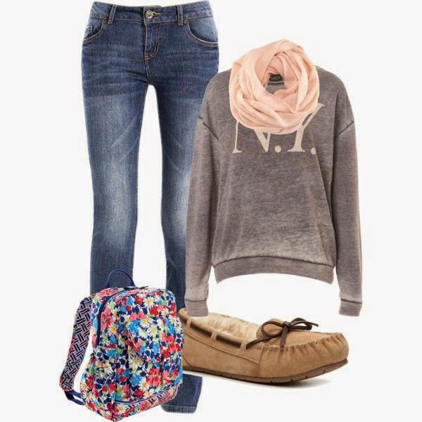 Cute-Comfy-School-Outfit